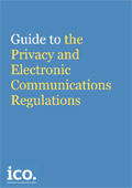 ICO Guide to Privacy Electronic Communications Regulations (PECR)