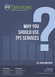Why you should use TPS Services