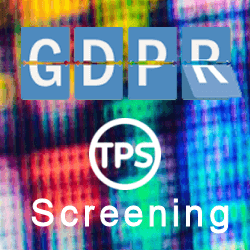 The GDPR and TPS Screening made easy