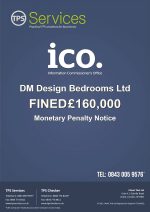 DM Design Bedrooms Ltd - ICO Enforcement Notice
