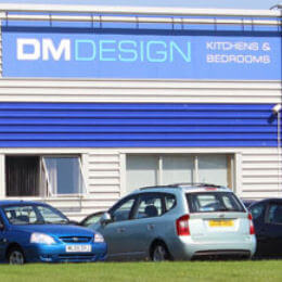 DM Design Bedrooms Ltd offices