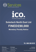 Solartech North East Ltd - ICO Enforcement Notice