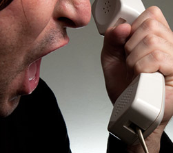 Crackdown on nuisance calls
