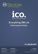 Everything DM aka Marketingfile Enforcement Notice