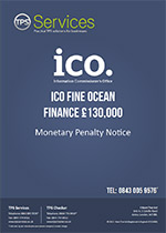 Ocean Finance Monetary Penalty Notice